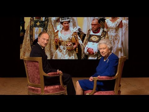 It's the Ultimate TV Prize An Unscr ipted Queen Elizabeth