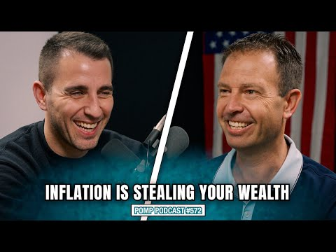 How Inflation Is Stealing Your Wealth | Jeff Booth | Pomp Podcast #572