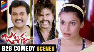 Sunil Jakkanna Telugu Movie   Back to Back Comedy Scenes   Mannara   #Jakkanna   Telugu Filmnagar