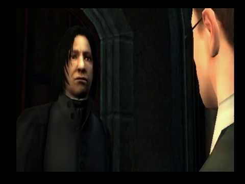 harry potter and the order of the phoenix ps2 snapes essay