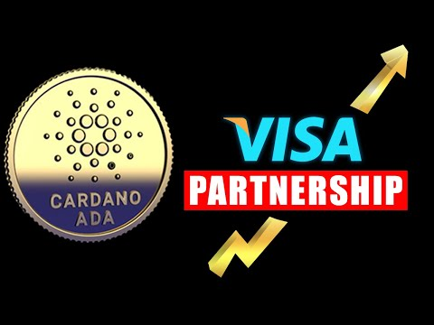 Visa Just Announced THIS About Cardano How ADA Will Reach $5