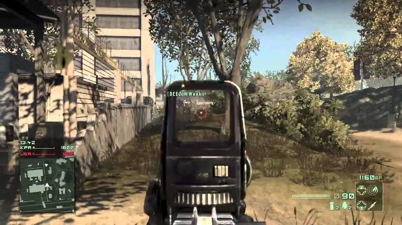 12-18-15 NEW Homefront Multiplayer Gameplay Video Greenzone Map ...