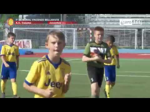 Icaro Sport. 7° Memorial Vincenzo Bellavista: la finale A.C. Cesena-Juventus