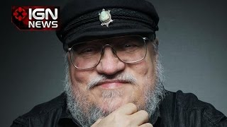 George R.r. Martin Not Writing Game Of Thrones Season 6 Episode - Ign News