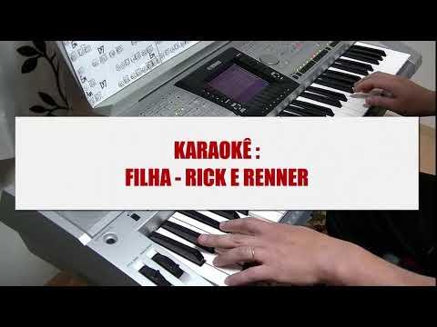RENNER E BAIXAR MUSICA RICK FILHA INSTRUMENTAL