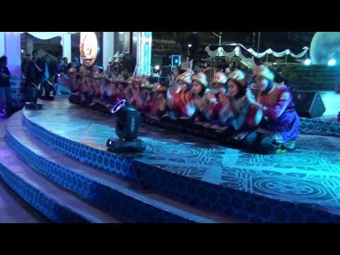 Indonesian Culture in Korat in Jan 2017