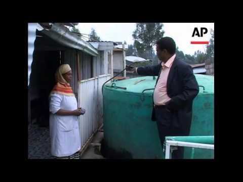 Ethiopian farmers take up bio gas