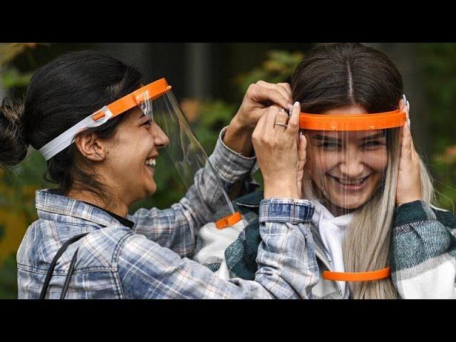 Wirksam gegen Angst der Eltern? Visiere für 140.000 SchülerInnen in Köln