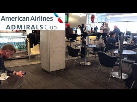 Admirals Club (American Airlines Frequent Flyers Club)