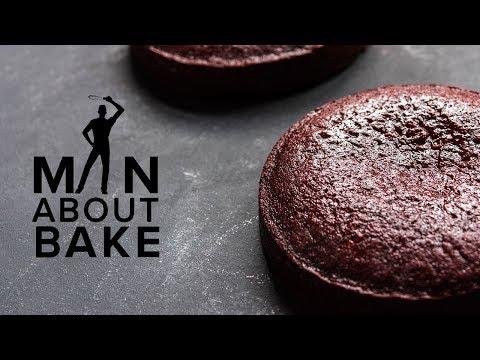 JJR's Red Velvet Cake Recipe | Man About BAKE