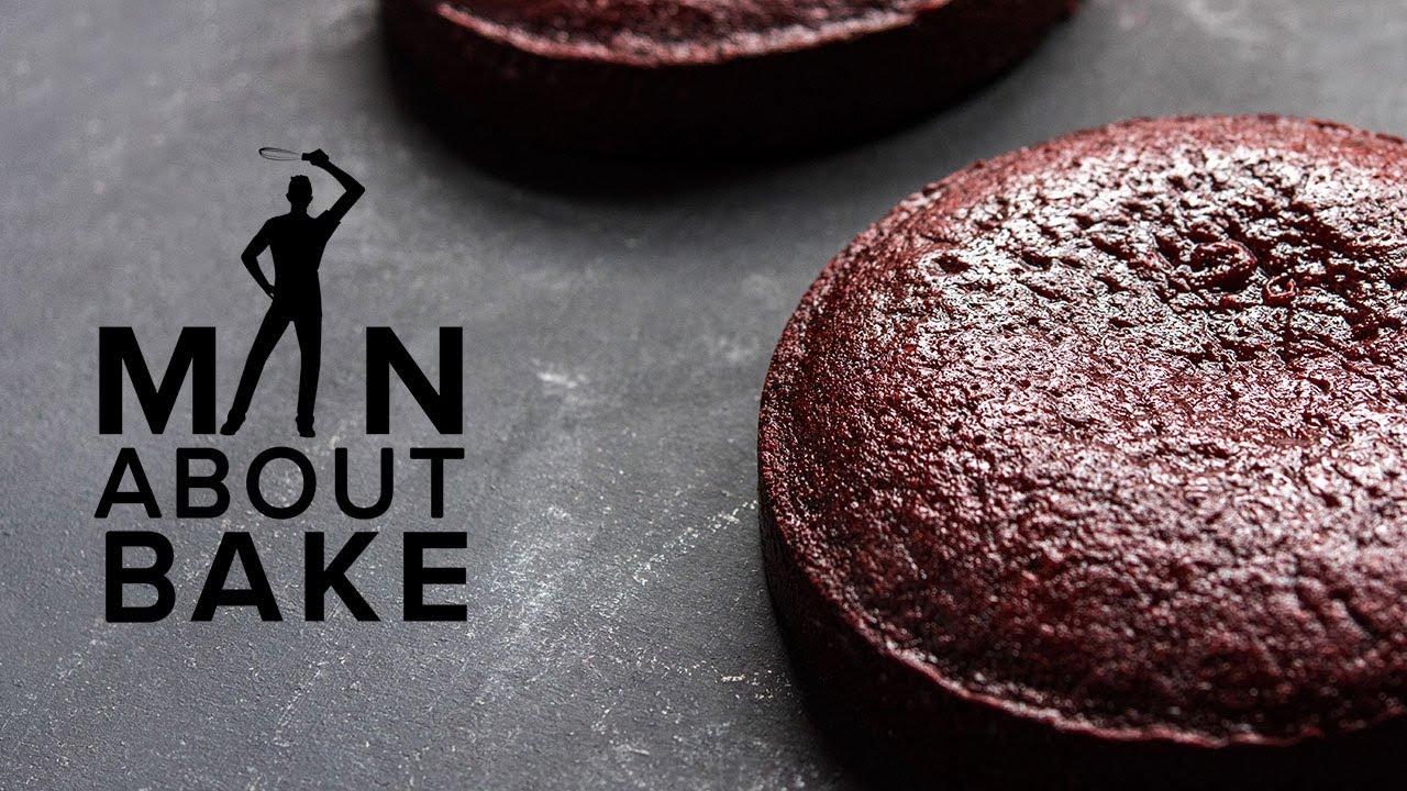 Jjr S Red Velvet Cake Recipe Man About Bake Youtube