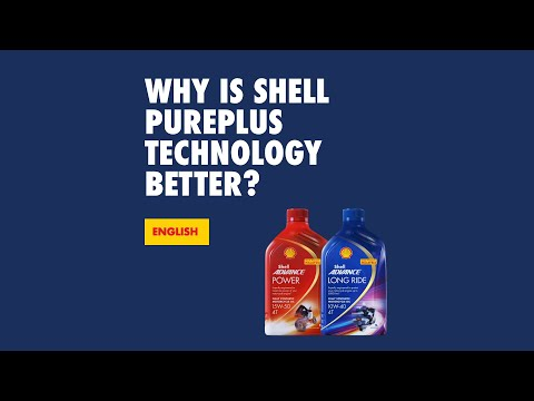 Shell Advance Power and Long Ride