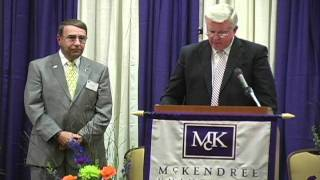 "2011 Peter Akers Award Recipient Reverend Robert ""Bob"" Edwards - McKendree University"