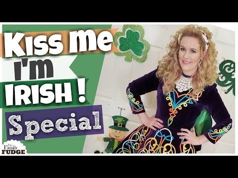 St. Patrick's Day SPECIAL || Dessert And DANCING!!