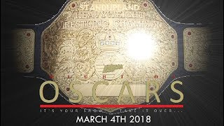 NJKW Night Of Oscars 2018 Matchcard