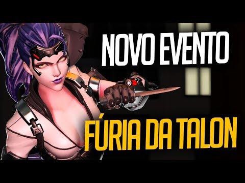OVERWATCH - NOVO EVENTO FÚRIA DA TALON FOI VAZADO? - Central