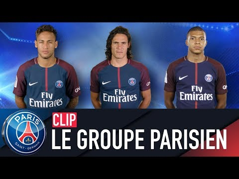 LE GROUPE PARISIEN / PARIS SQUAD : CELTIC FC vs PARIS SAINT-GERMAIN