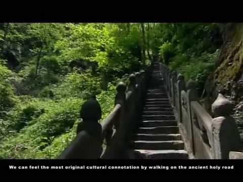 Wudang Mountains,China with Rahasya May 2015