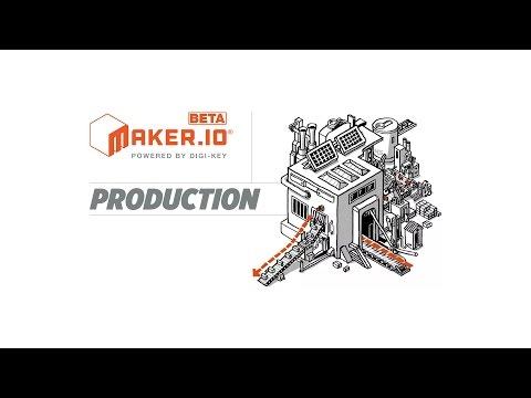 Maker to Market 8 – Production – How Adafruit developed Circuit Playground @makerio @DigiKey