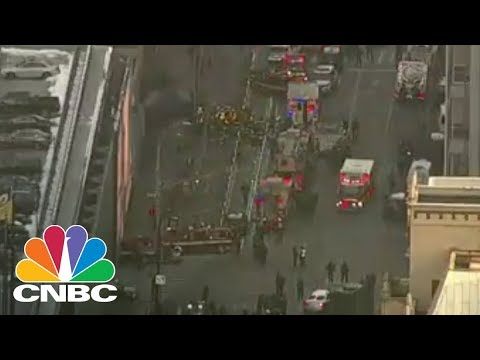 Former NYPD Detective Gil Alba: NYC Explosion Response Appears Under Control | CNBC