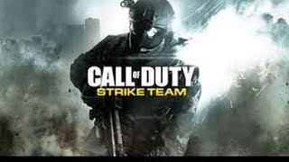 como baixar e instalar call of duty strike team no android atualizado 2016 rapido e facil