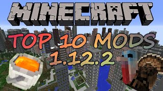 Top 10 Minecraft Mods (1.12.2) - December 2018