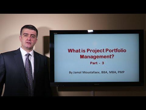Project Portfolio Management - What Is PPM? - 3/3