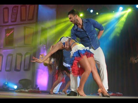 Gala A Todo Ritmo - Carnaval Maspalomas 2015