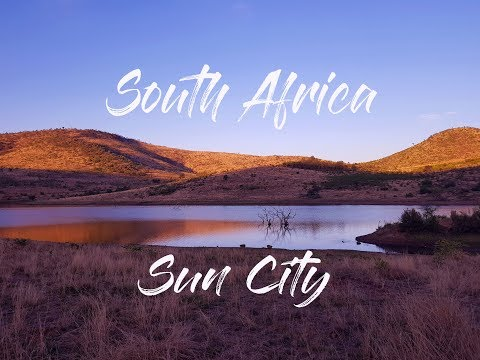 SOUTH AFRICA | SUN CITY | PALACE OF THE LOST CITY | SAFARI With GOPRO HERO 5