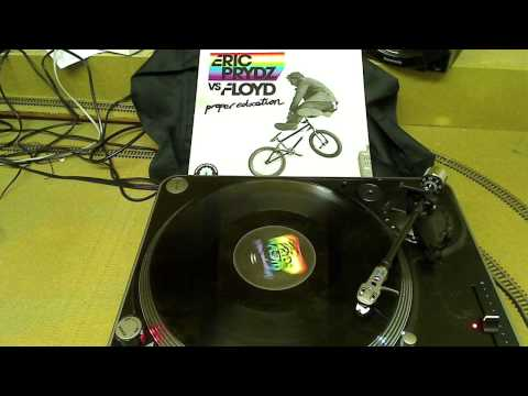 Eric Prydz vs. Floyd - Proper Education (12inch) (Vinyl)