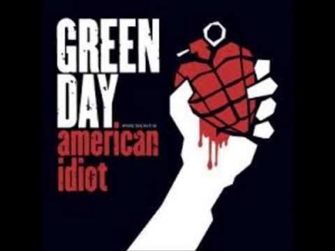 Greenday American Idiot Full Album