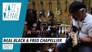 Neal Black & Fred Chapellier - Jazz à Vienne 2021