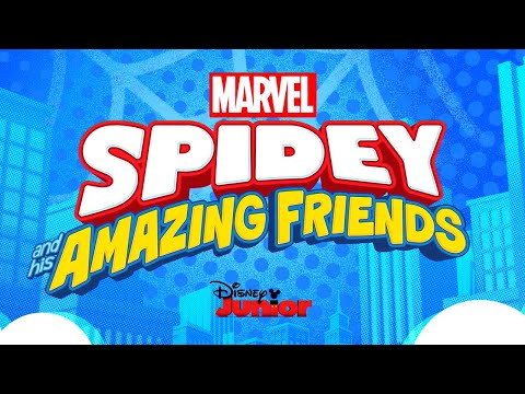 Theme Song   Marvel's Spidey and His Amazing Friends   Disney Junior
