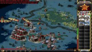 C&C Red Alert 2 Hard - Soviet - Operation: Red Revolution 1/1