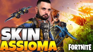 Fortnite: Assioma peau, super Match 👌🏻