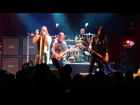 Fozzy - Painless  live