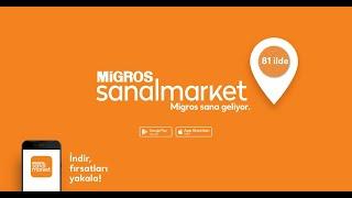 Migros Sana Geliyor  Migros Sanal Market