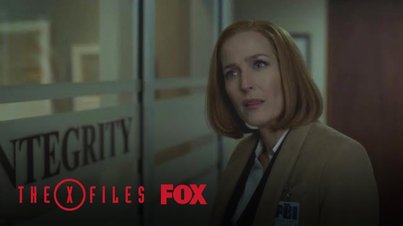 Download Scully Asks Walter For Help   Season 11 Ep. 10   THE X-FILES