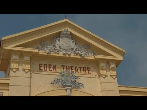 Le cinéma Eden