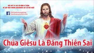 Chúa Giêsu Là Đấng Thiên Sai (Chương 1 - 4) | Lm Emiliano Tardif