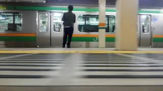 「サンライズ出雲」東京駅発車!