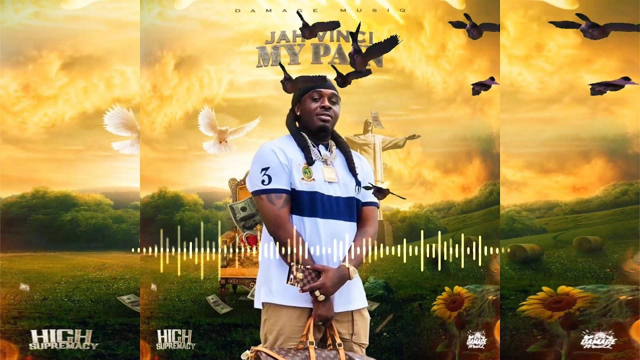 Download Jah Vinci - My Pain (Official Audio)