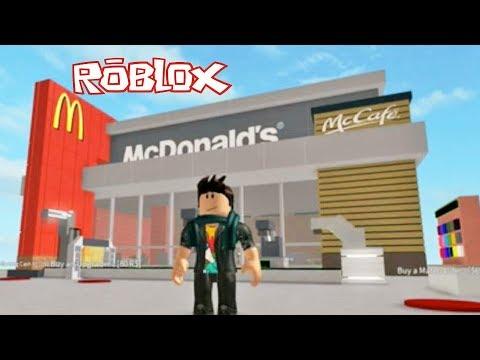 Roblox McDonalds Tycoon - Now Hiring ! || Roblox Gameplay || Konas2002