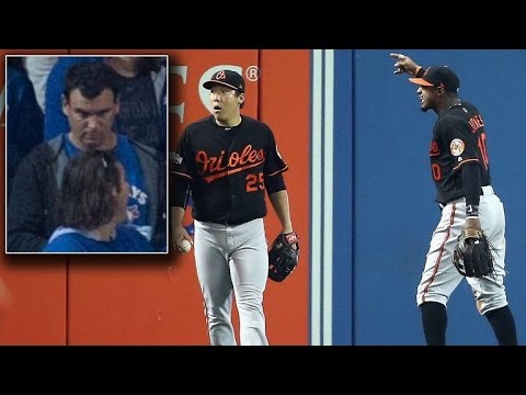 Journalist Arrested After Allegedly Chucking Beer Can at Baseball Player