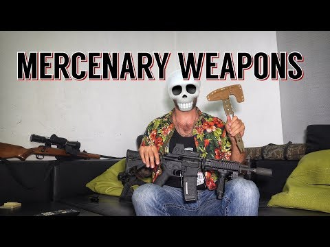 Getting Weapons Overseas As Private Security Contractor