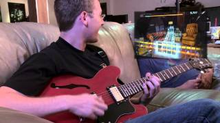 Guitar Duel - Brandon vs. Freddie