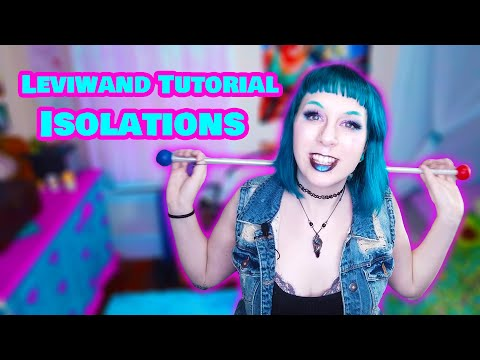 5 Tips and Tricks Levitation Wand Tutorial: Isolations