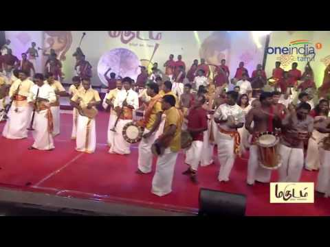 Tamilians Traditional Music - Oneindia Tamil