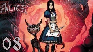 Прохождение American McGee's Alice ep. 08 [Зеркальное отражение]
