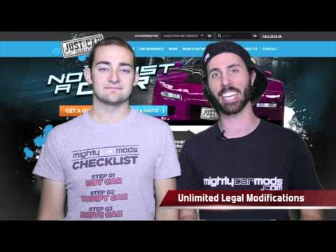 Just Car Insurance - Mighty Car Mods - Just Car Insurance Benefits
